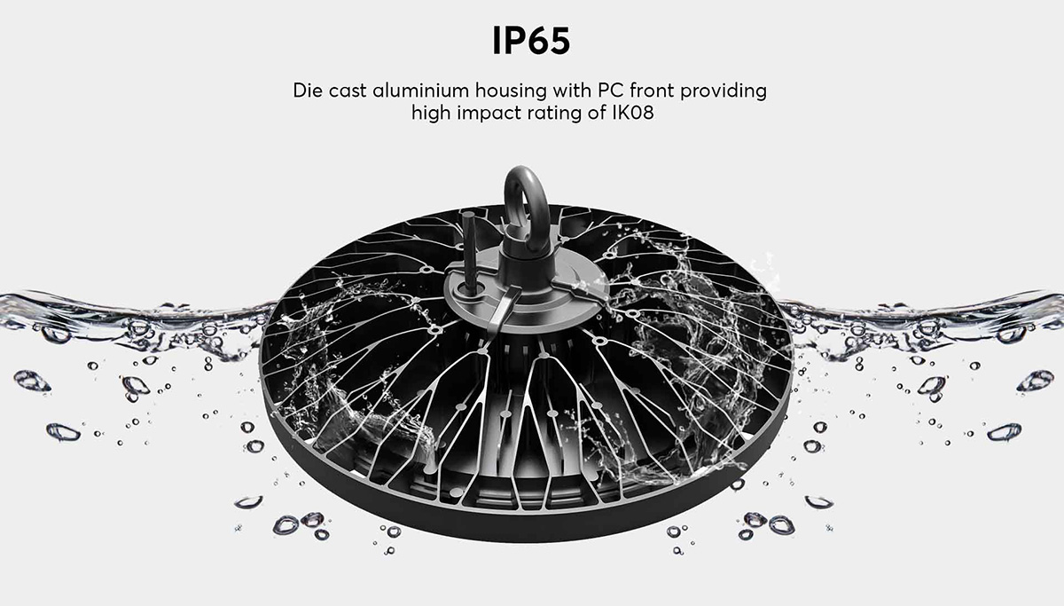 IP65 LED High bay luce