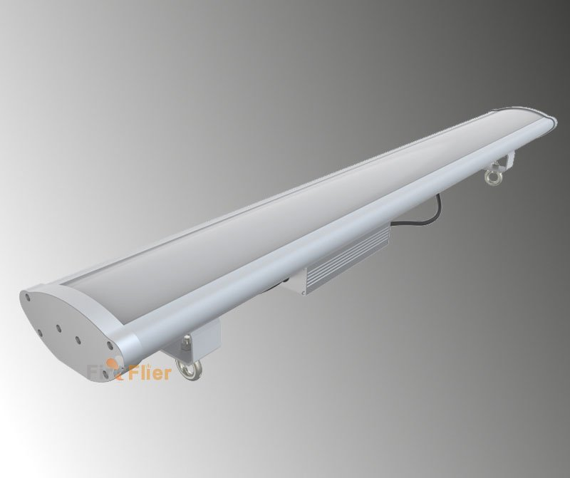 Hero linear led high bay light illuminazione da palestra