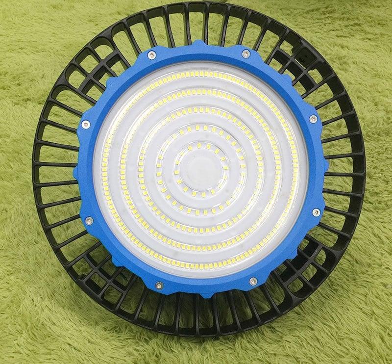 UFO led high bay blue ring