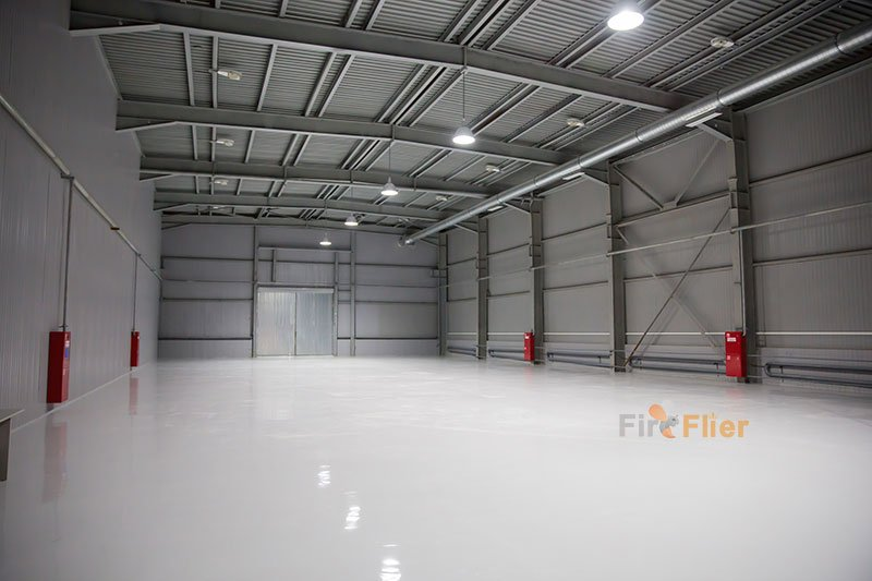 E40 LED High Bay Light application