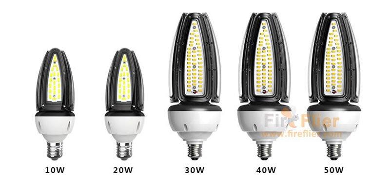 Lampadina LED mais da 10W a 50w IP65