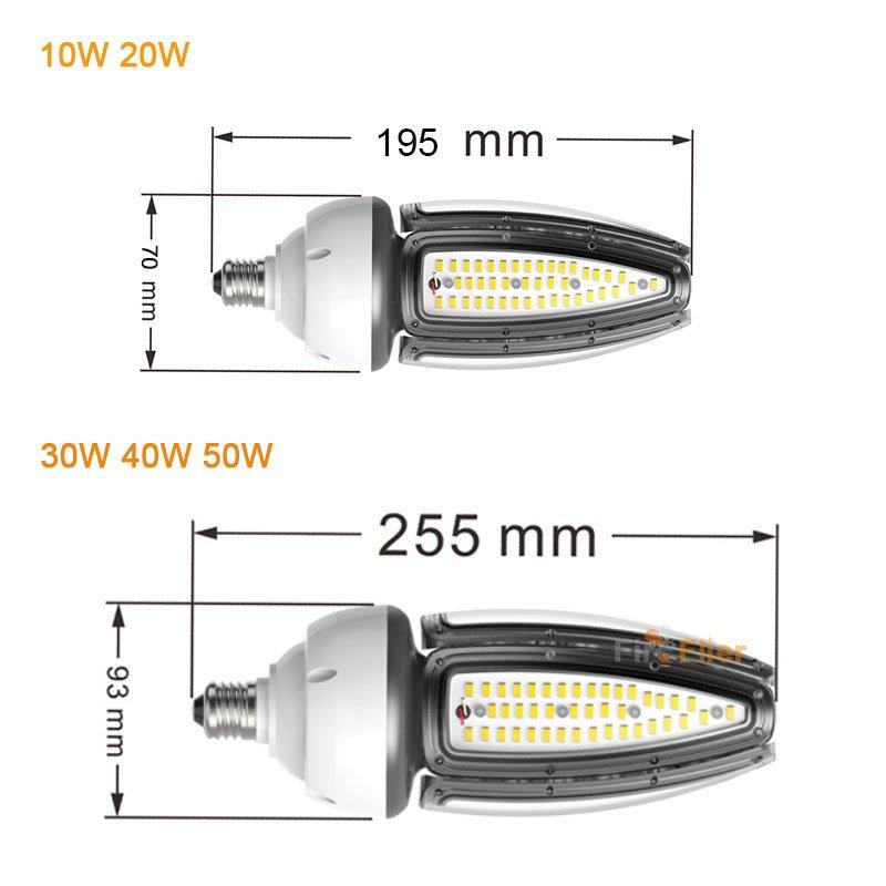 Lampadina LED per mais IP65