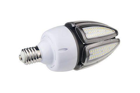 illuminazione a mais a led 80w da esterno