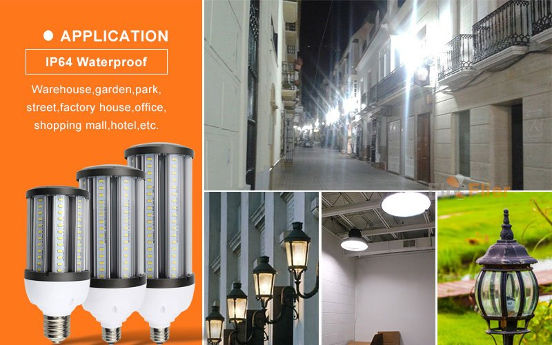 IP64 LED Corn Light Application