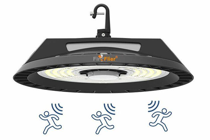 Built in sensor UFO LED High bay Light
