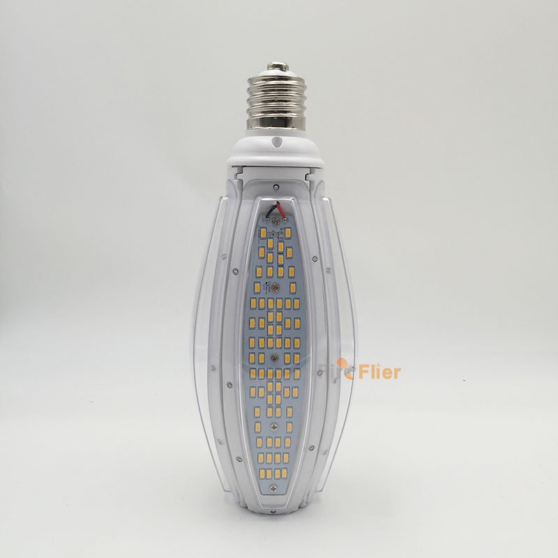 Coperchio trasparente per lampadina LED IP65