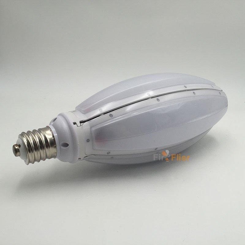 Coperchio satinato per lampadina LED Corn IP65