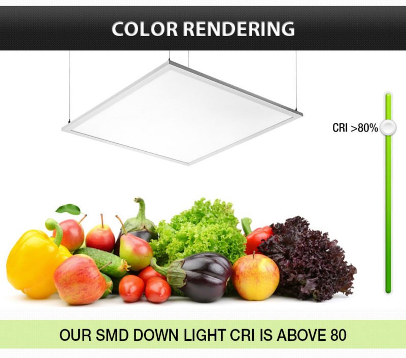 CE LED Panel lIGHT cri80