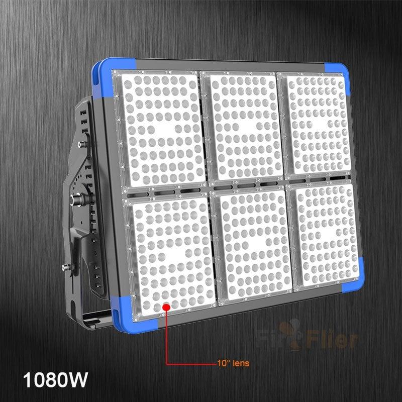 LED tornafény 1080W