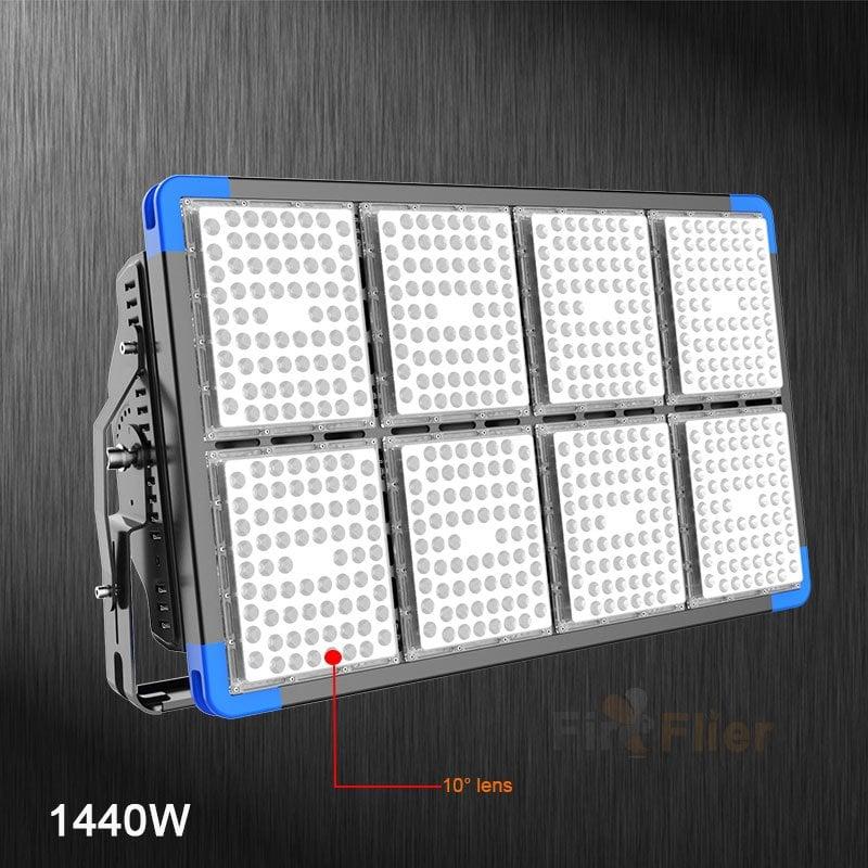 LED tornafény 1440W