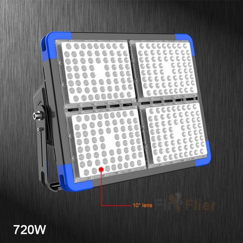 Luce LED da palestra 720W
