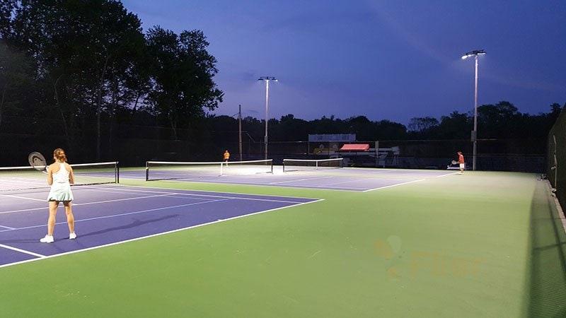LED Gymnasium lighting application