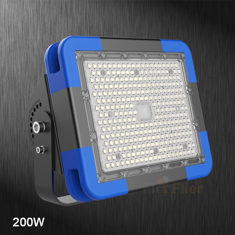 Luce sportiva a LED 200w