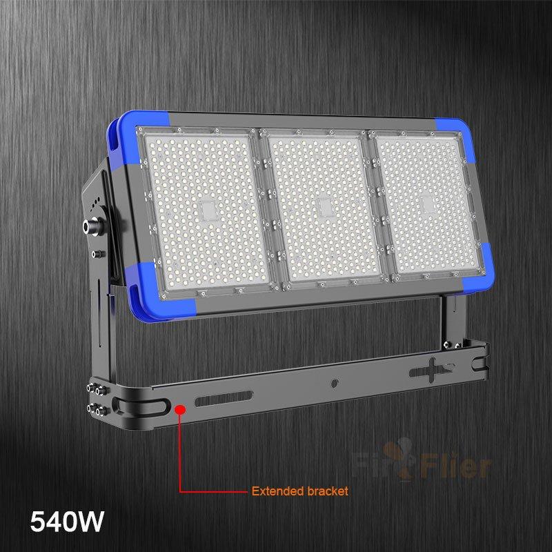 Staffa estesa LED Sport Light 540W