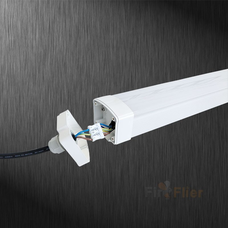 LED Batten Light 4 stopy