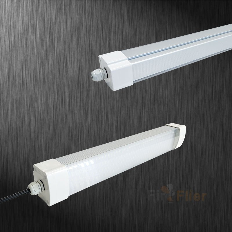 Led Vapor Tight Weatherproof Light Fixture Manufacturers