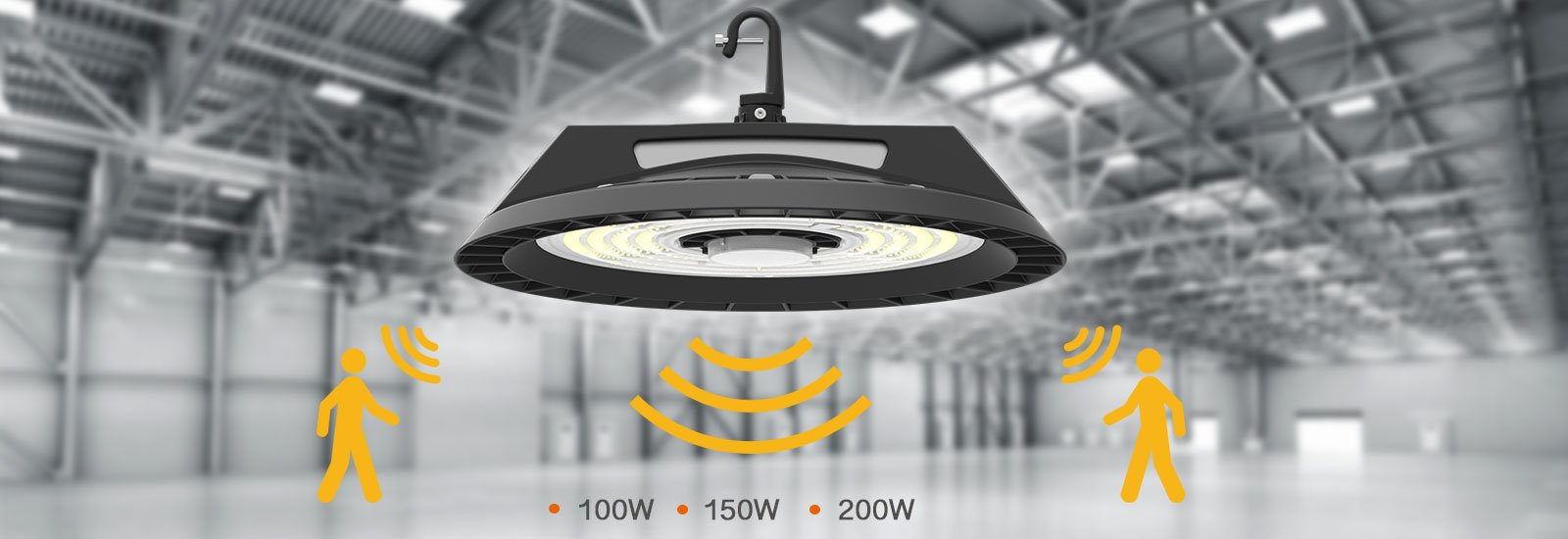 Banner-Crown-LED-High-bay-light