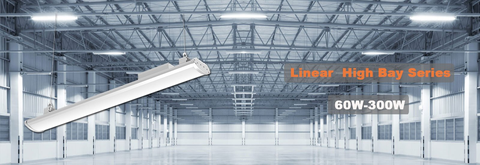 linear led low bay light