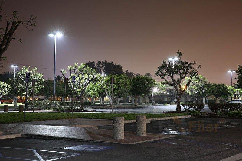 E40 LED Street Light retrofit