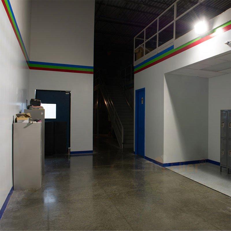 Wall pack LED Retrofit fixture