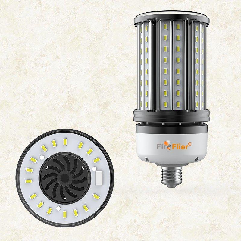 Lampadina LED Corn da 36W impermeabile
