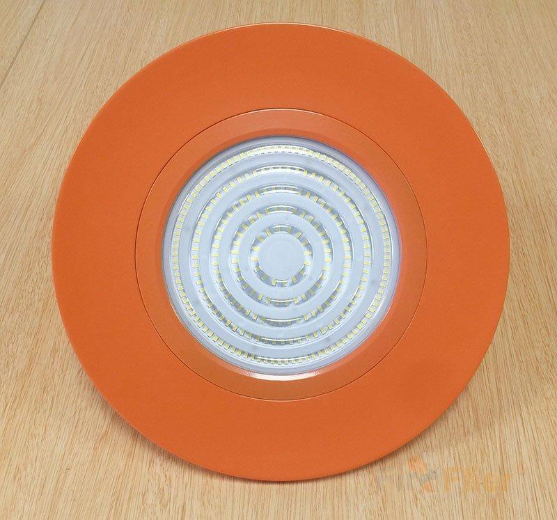 Illuminazione a LED ad alta baia per la lavorazione degli alimenti