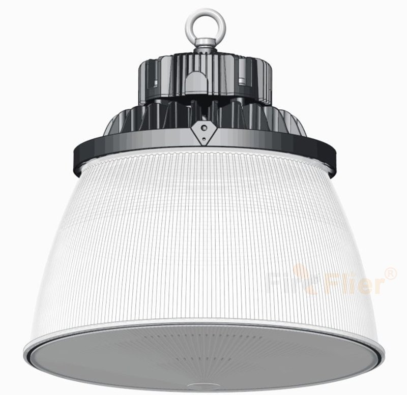Campana a LED con diffusore in PC
