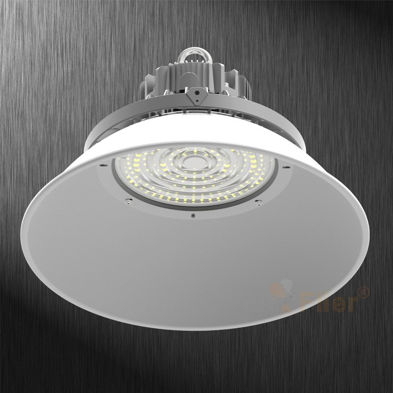 LED Bell Light with aluminum diffuser