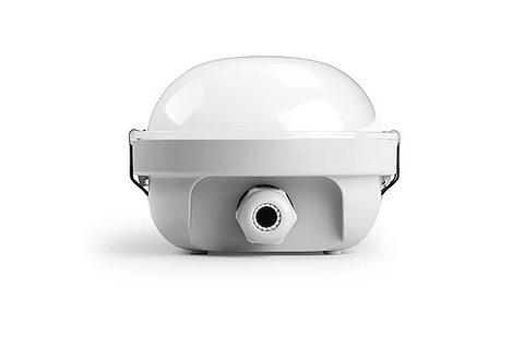 Apparecchio LED Vapor Tight in policarbonato