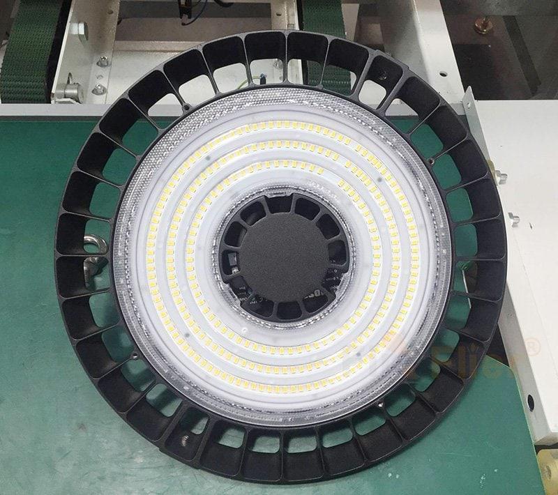 éclairage industriel haute température