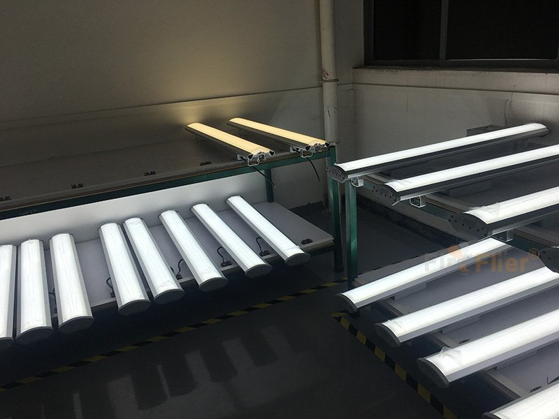 6000K Linear LED High Bay Light