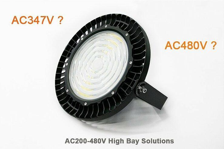 Solutions haute baie 200-480V