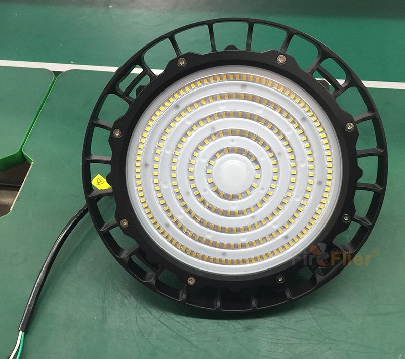 High voltage LED High bay lamp