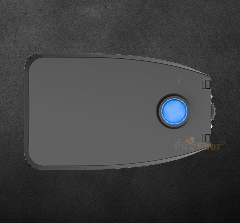 Photocell sensor LED street light