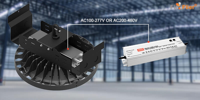 AC200-480V LED HIGHBAY LIGHT