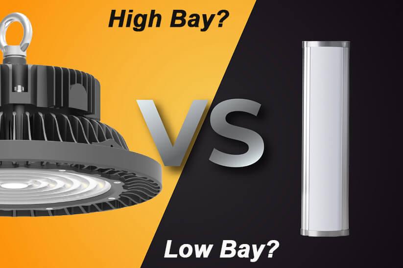 high bay vs low bay