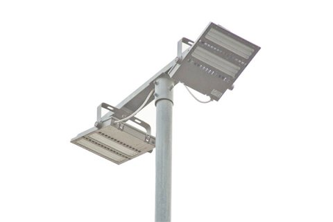 Applicazione LED Area Light asimmetrica