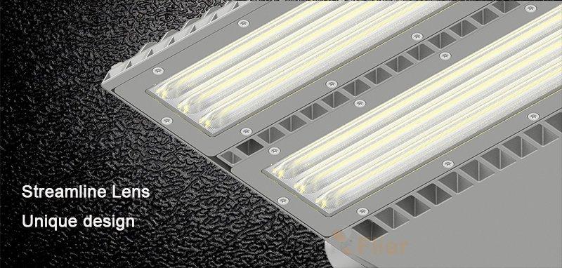 Luce di inondazione LED a lente asimmetrica