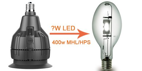 400W MHL Replacement