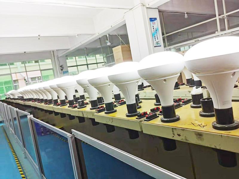 36W 72W LED Test di invecchiamento della lampadina