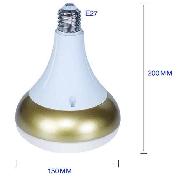 Lampadina LED E27 36w