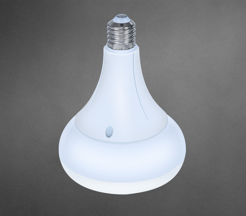 Sostituzione della lampadina ad alogenuri metallici HID