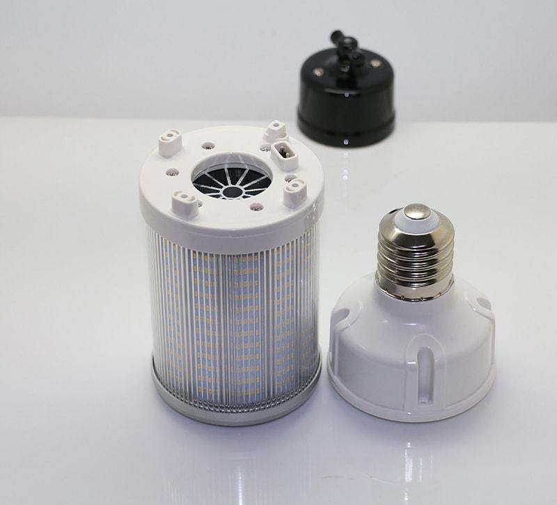 Lampadina LED mais facile manutenzione