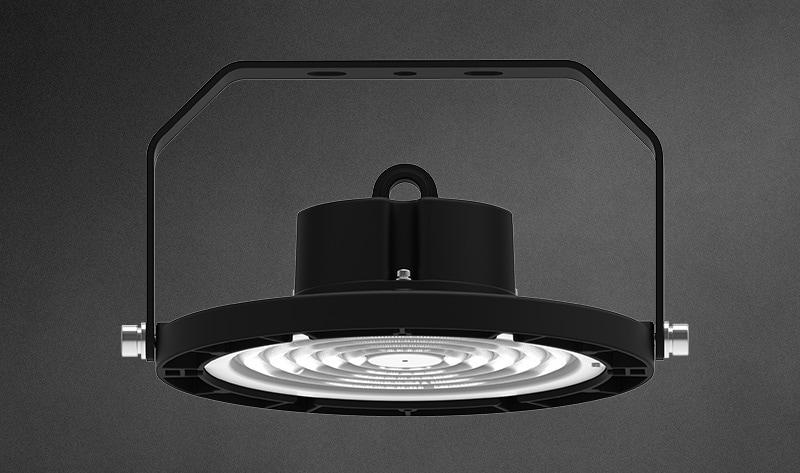 Staffa di montaggio della lampada a LED ad alta baia