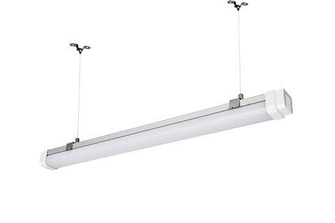 Apparecchio LED a tenuta di vapore da 2 piedi