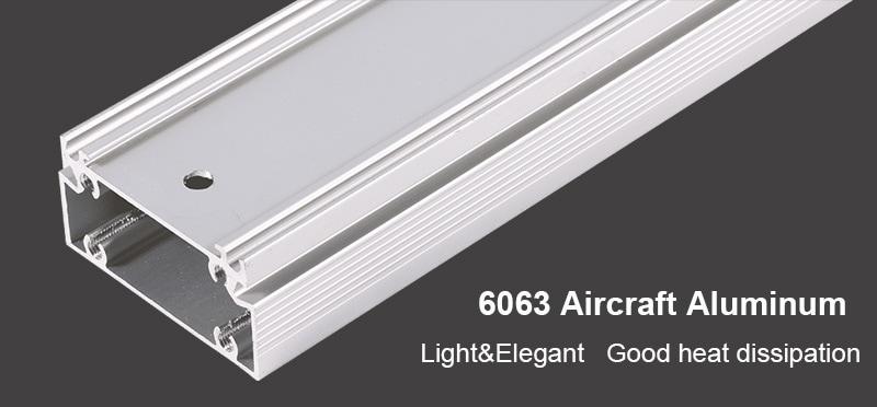 6063 Alumínium repülőgép hárombiztos fény