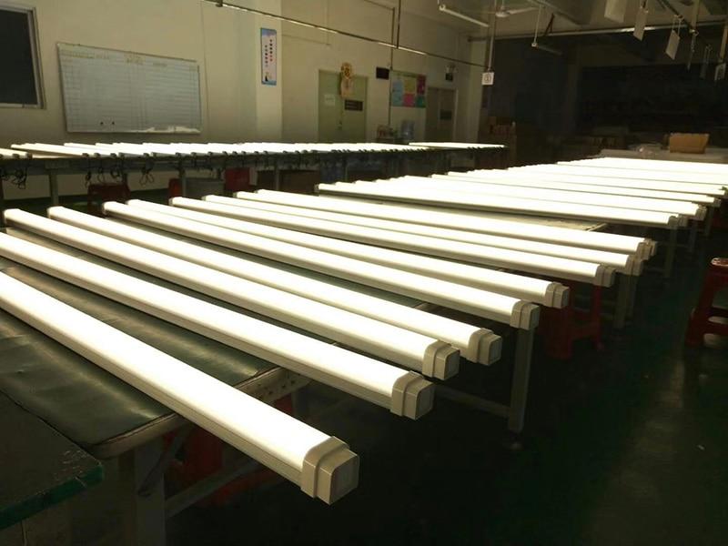 A LED gőzzáró berendezése öregedési tesztje