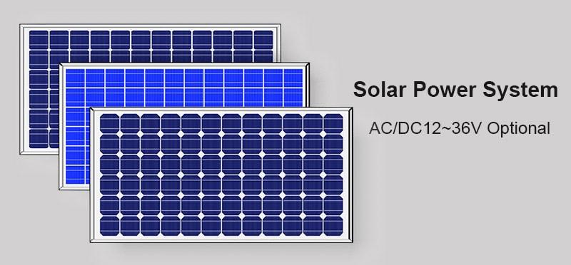 napenergia LED párazáró fény