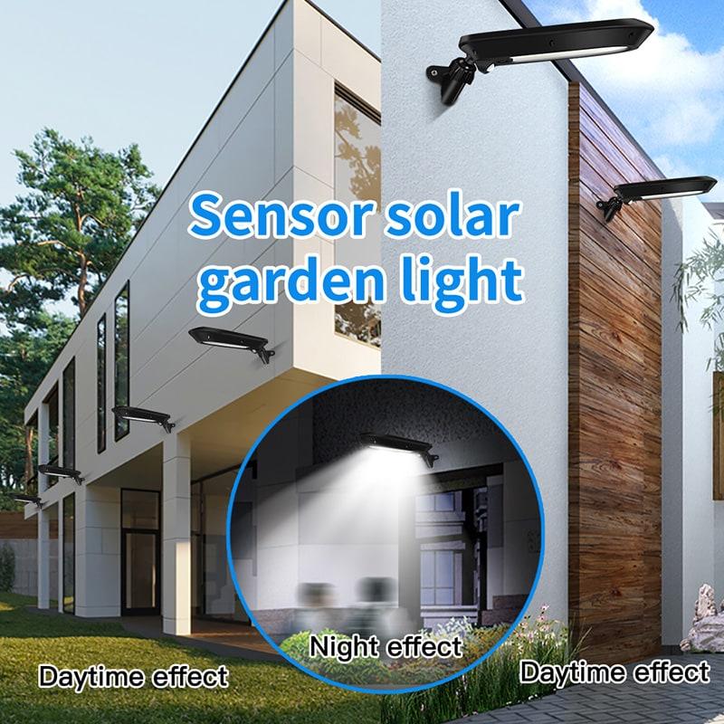 sensor Lampada da parete da giardino