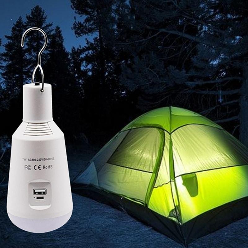 luce da campeggio